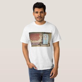 Camiseta Se nós não reduzimos gáses de estufa?