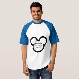 Camiseta Se o basebol dos homens encontrados