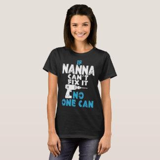 Camiseta Se o reparo do Cant de Nanna ele ninguém pode