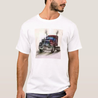 Camiseta Se o you've o obteve um caminhão trouxe-o