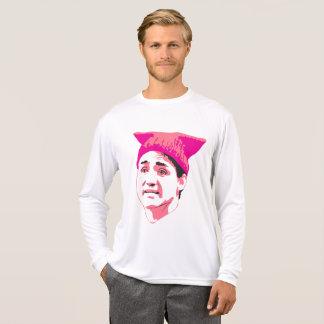 Camiseta Se os ajustes do chapéu