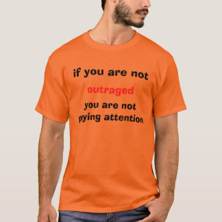 Camiseta se você não é, insultado, você é… - personalizado