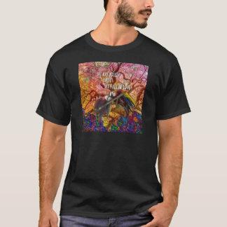 Camiseta Se você nunca caiu no amor então….