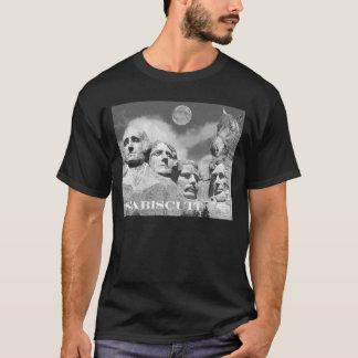 Camiseta Seabiscuit está no Monte Rushmore!