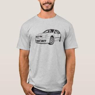 Camiseta Seat Leon Cupra inspirou o t-shirt