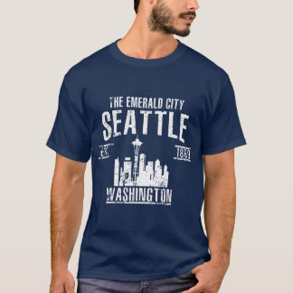 Camiseta Seattle