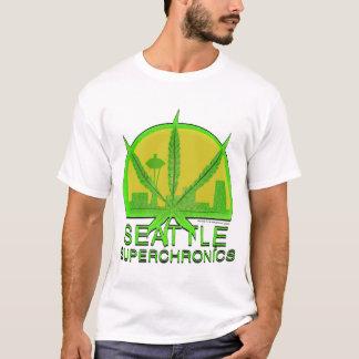 Camiseta Seattle Superchronics