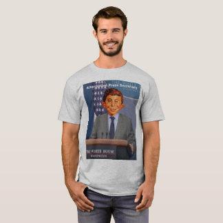 Camiseta Secretário de imprensa alternativo