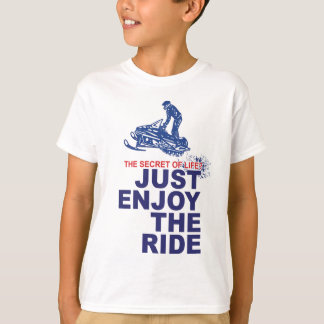 Camiseta Segredo--Vida