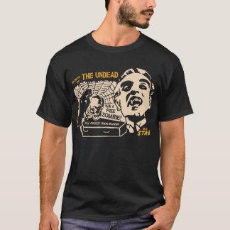 Camiseta Segredos do vivo - ganhe um zombi LIVRE!