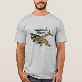 Camiseta Segunda guerra mundial do mosquito do vintage