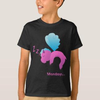 Camiseta Segundas-feiras… Spiffy o dragão