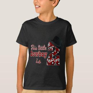 Camiseta Segundo aniversário do vaqueiro