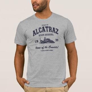 Camiseta Segundo grau de Alcatraz
