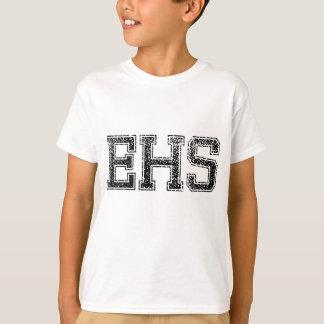 Camiseta Segundo grau de EHS - vintage, afligido