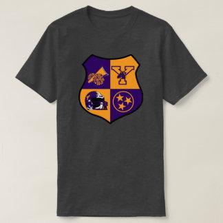 Camiseta SEGUNDO GRAU Jamestown Tennessee do instituto de