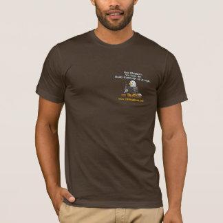 Camiseta Segundo t-shirt da festança do blogue da alteração