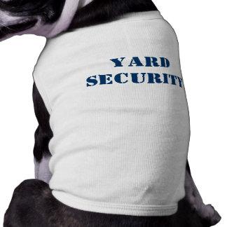 Camiseta Segurança da jarda