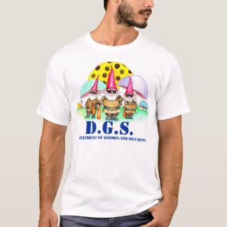 Camiseta Segurança de Gnomeland