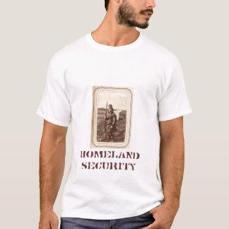 Camiseta Segurança interna (desde 1050 sobre traseira)