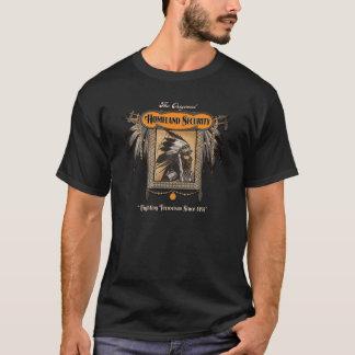 Camiseta Segurança interna desde 1492
