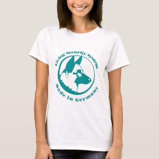 Camiseta segurança viva GSD