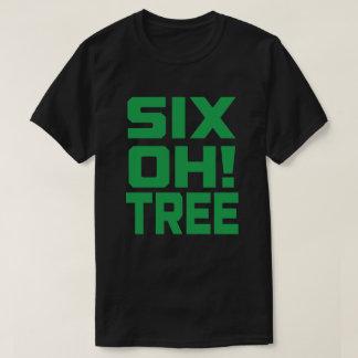 Camiseta Seis OH! Árvore