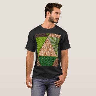 Camiseta Seja amável fazem a mudança - TShirt do activismo