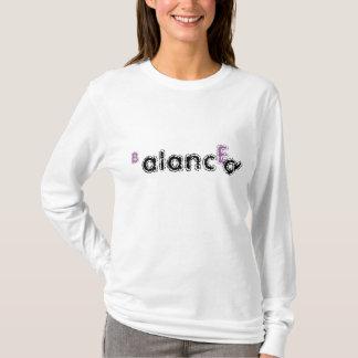 Camiseta Seja equilibrado