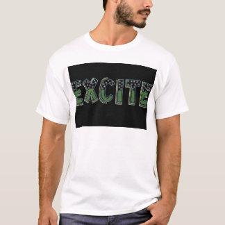 Camiseta Seja excitam