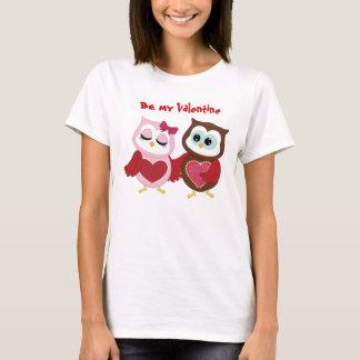 Camiseta Seja meu t-shirt dos namorados