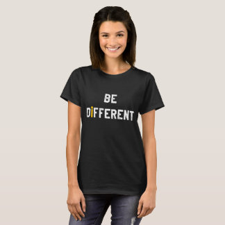 Camiseta Seja motivação diferente