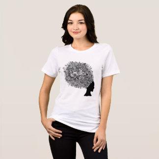 Camiseta Seja mulher