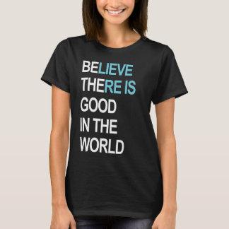 Camiseta Seja o bom no t-shirt do mundo /Women