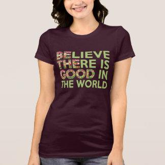 Camiseta SEJA o BOM t-shirt