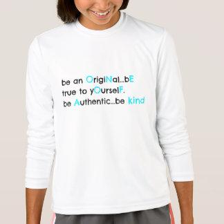 Camiseta seja original…. UM DE UM AMÁVEL (preto & aqua)