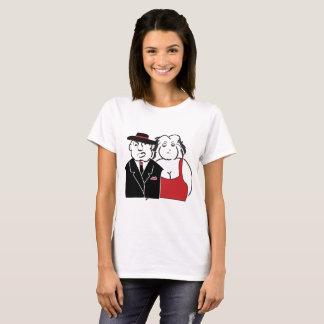 Camiseta Seja parte 'do Family