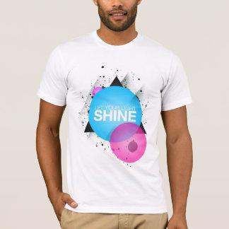Camiseta Seja sal & luz