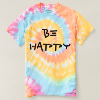 Camiseta Seja T feliz