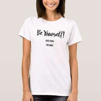 Camiseta Seja t-shirt de Yoursef