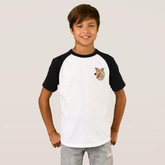 Camiseta Seja um t-shirt do Wrangler