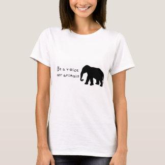 Camiseta Seja uma voz