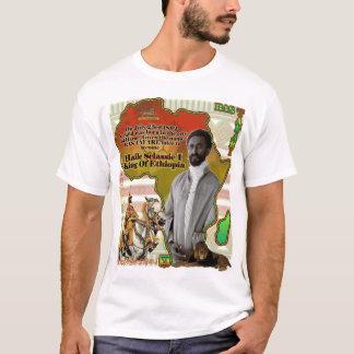 Camiseta selassie_africa