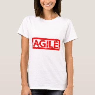 Camiseta Selo ágil