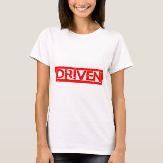 Camiseta Selo conduzido