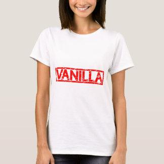 Camiseta Selo da baunilha