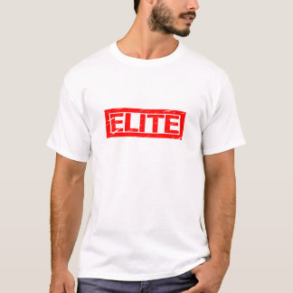 Camiseta Selo da elite