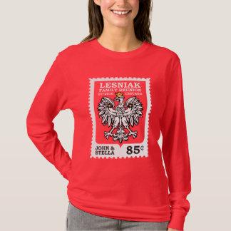 Camiseta Selo da reunião de Lesniak