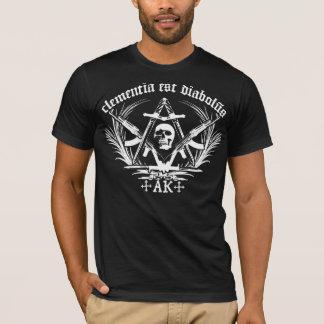Camiseta Selo de AK - Clementia Est Diabolus
