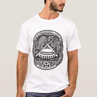 Camiseta selo de Samoa Americanas